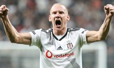 Beşiktaş'ta flaş Vida gelişmesi