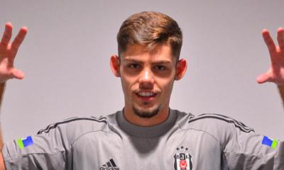 Beşiktaş Montero'nun lisansını çıkardı