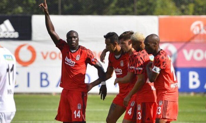 Beşiktaş 5 -2 Karagümrük