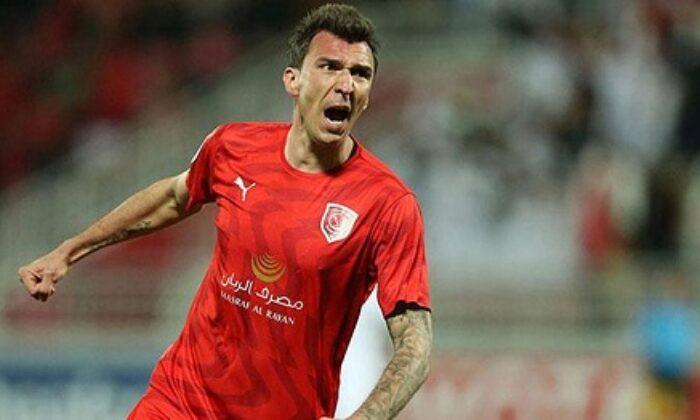 Beşiktaş'ta Mandzukic'e para yok!