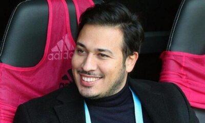 Beşiktaş Futbol Direktörü Ali Naibi, görevinden istifa etti.!
