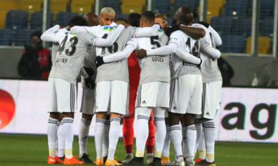 Beşiktaş, Sivasspor'u konuk edecek