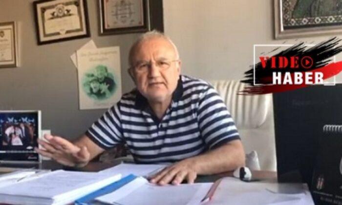VİDEO | Coşkun Kargın'dan Gündem Beşiktaş'a özel açıklamalar