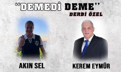 """Gündem Beşiktaş'ın yeni programı """"Demedi Deme"""" sizlerle"""