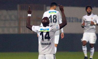 Aboubakar, Larin ve Ghezzal, Beşiktaş'ı sırtlıyor