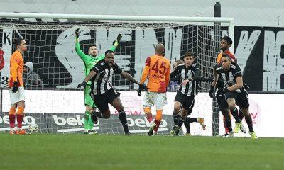 Galatasaray'ın Beşiktaş deplasmanındaki galibiyet hasreti 6 senedir sürüyor