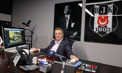 Beşiktaş'ta Başkan Ahmet Nur Çebi'den mutlusu yok