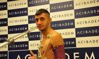 Beşiktaş Cemal Azad Demir ile profesyonel sözleşme imzaladı!
