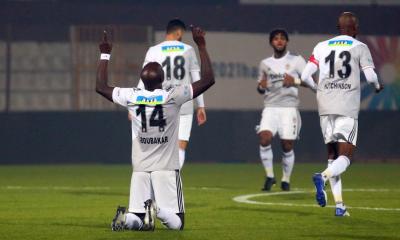Aboubakar: Beşiktaş benim ikinci ailem