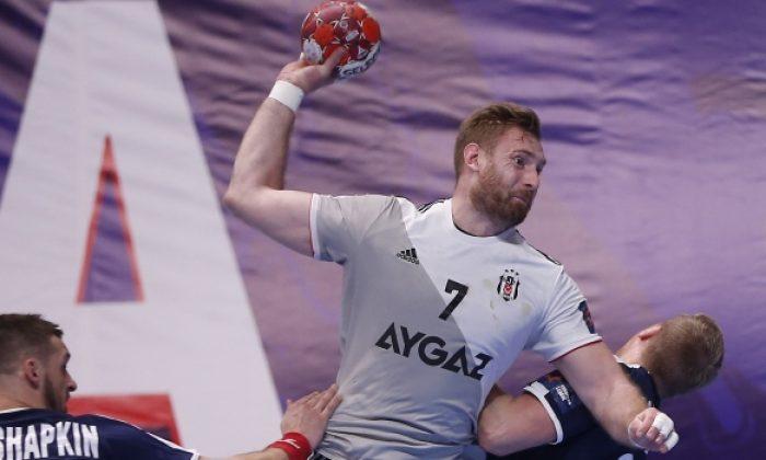 Beşiktaş Aygaz, Avrupa Ligi'nde Nexe ile karşılaşacak