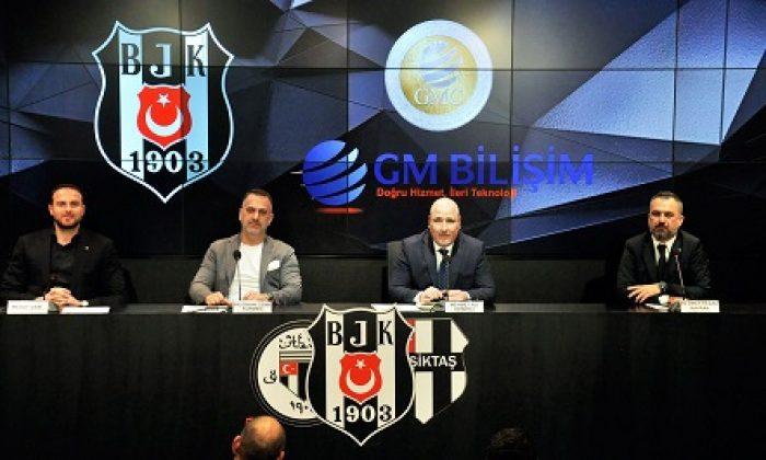 Beşiktaş Aygaz'a yeni sponsor!