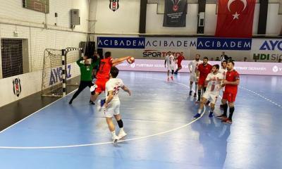 Beşiktaş Aygaz 28 – 28 Spor Toto