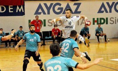 Beşiktaş Aygaz son nefeste galip