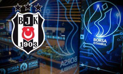 Beşiktaş'ta sevindiren gelişme! 20 kat arttı!