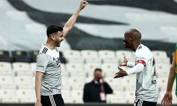 Ghezzal'den Beşiktaş'a müjde! Burada kalmak isterim