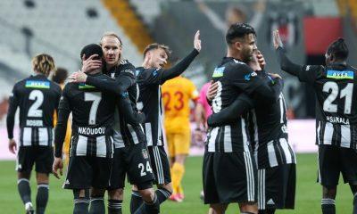 Lider Beşiktaş, Rizespor deplasmanında