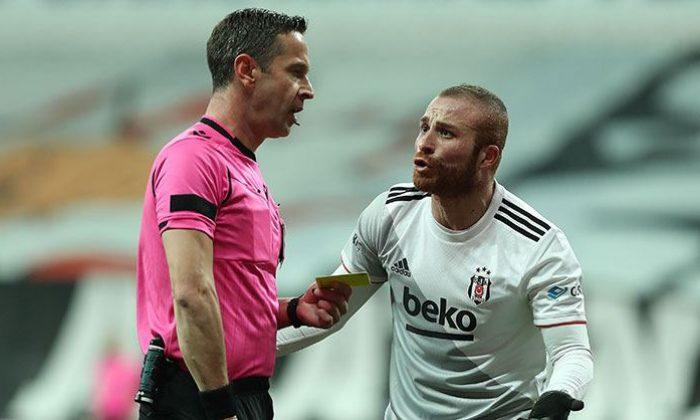 Gökhan Töre, Halis Özkahya'yı otoparkta gördü! Penaltı sorusu