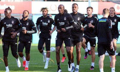 Beşiktaş'ta farklı zafere 2 günlük izin