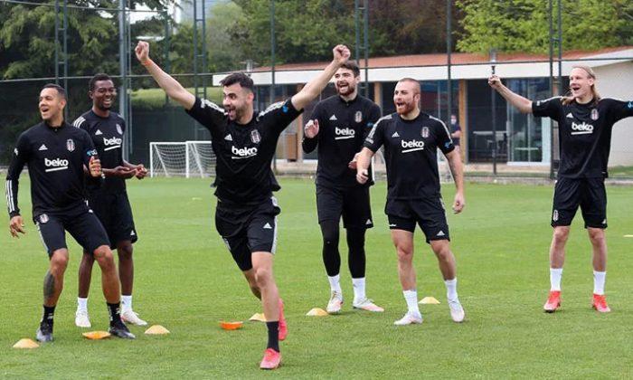 Beşiktaş, 12'den vuruyor!