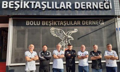 Bolu Beşiktaşlılar Derneği'nde kan değişikliği