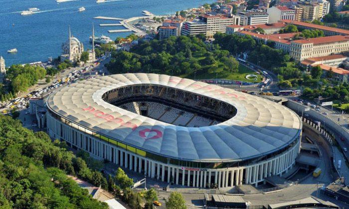 Vodafone Park'ın iskan belgesi alındı