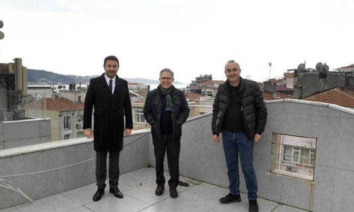 Ortaköy Kültür Merkezi Beşiktaş'ta yeniden hayata geçiyor