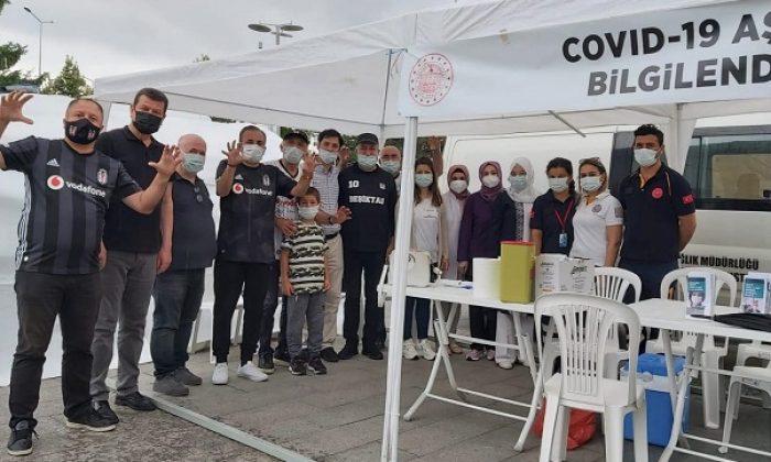 Bolu Beşiktaşlılar Derneği'nden anlamlı ziyaret