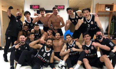 Beşiktaş Basketbol Derneği'nden sezon değerlendirmesi