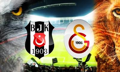 Beşiktaş-G.Saray maçının iddaa oranları belli oldu