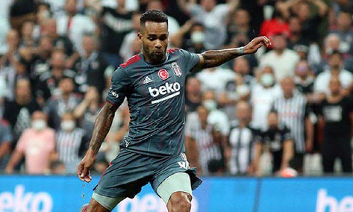 Alex Teixeira Sporting maçında sinirlerine hakim olamadı!