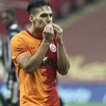 Radamel Falcao'yu Beşiktaş'a yazdılar