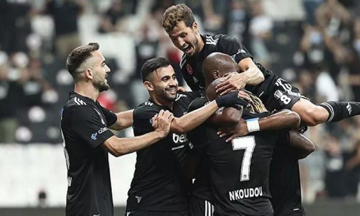 Beşiktaş'ın Başakşehir maçı muhtemel 11'i!