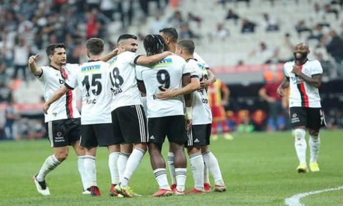 Beşiktaş'ta Dortmund maçının primi belli oldu!