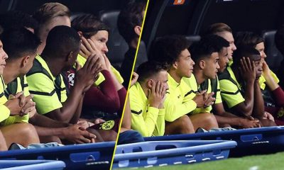 Vodafone Park'ta ıslık şov! Borussia Dortmund cephesi şaşkına döndü.