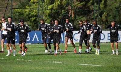 Beşiktaş'ta iki yıldız Yeni Malatyaspor maçı kadrosuna alınmadı!