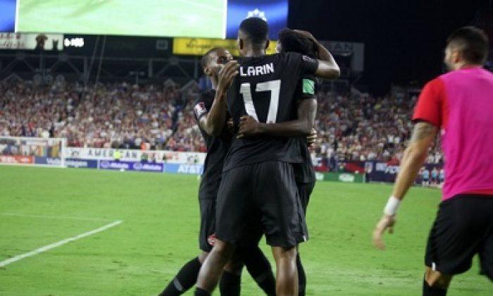 Cyle Larin milli takımda yine gol attı!