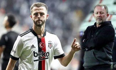 Beşiktaş'ın yıldızı Miralem Pjanic için olay transfer iddiası!
