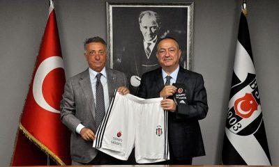 Sompo Sigorta, Beşiktaş'ın şort ve konç sponsoru oldu