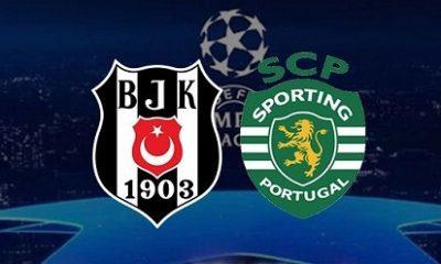 Beşiktaş-Sporting maçının bilet fiyatları açıklandı