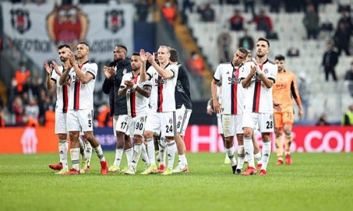Beşiktaş'ın Devler Ligi karnesinde bir ilk!