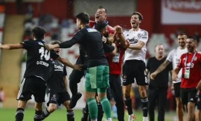 Beşiktaş'ta herkes atıyor